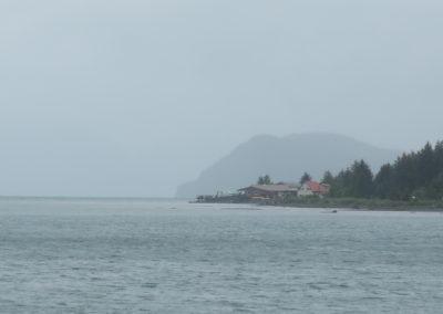 Küste in Seward