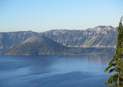 Lake mit Wizard Island