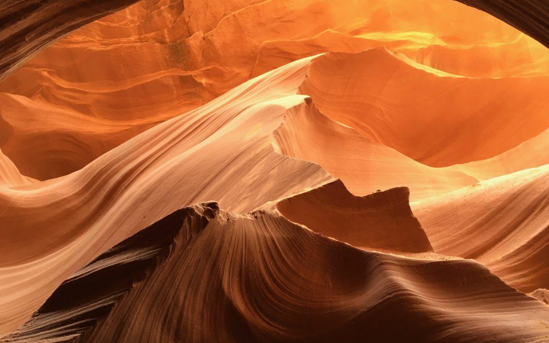 Slot Canyons, Colorado River und die Wüste