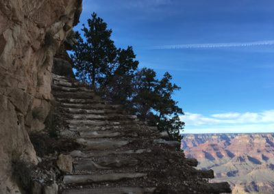 Weg im Grand Canyon_kompr
