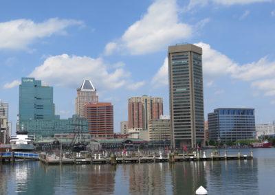 Skyline Baltimore