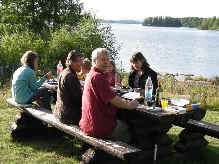 Juli 2008, Paddeltour Tyfors – Hällefors
