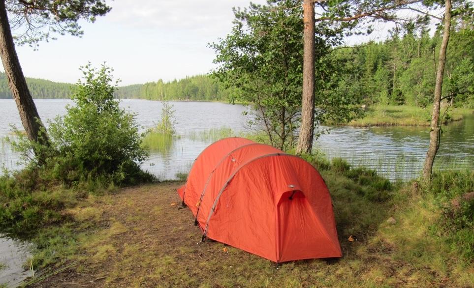 Juli 2012, Westroute nach Hällefors