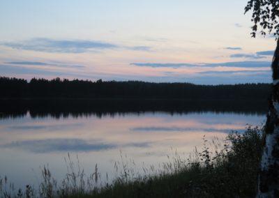 blaue Stunde Osterdalälv