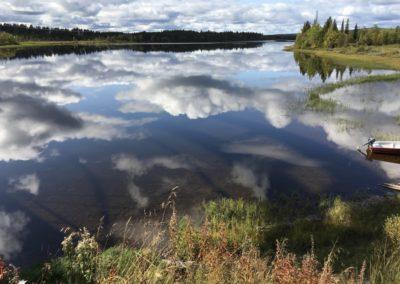 weite Wasserlandschaft