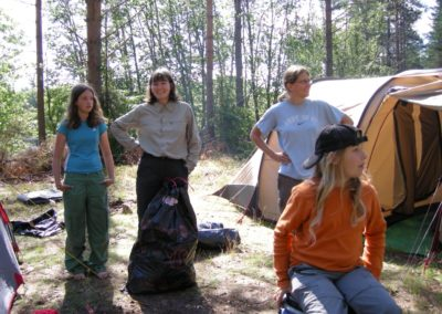 letztes Camp