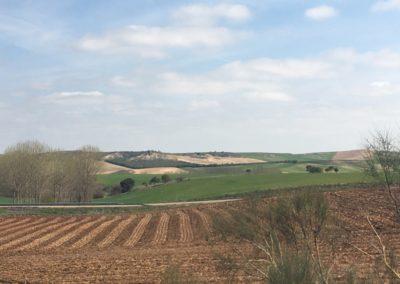 Spaniens Ebenen